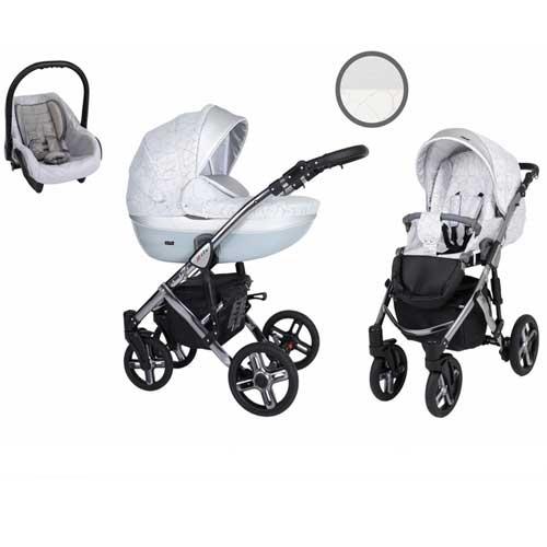 Καρότσι,-Πορτ-–-Μπεμπέ-&-Κάθισμα-Αυτοκινήτου-0-13-kg-Mila-Premium-Silver-Zebra