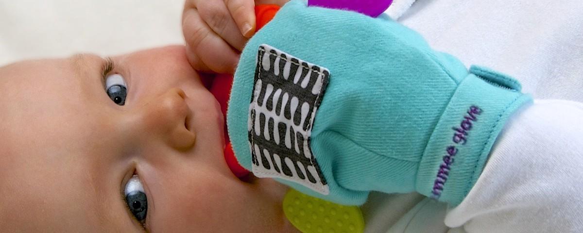 GUMMEE Glove γάντι για δάγκωμα